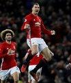 Zlatan 14. golünü attı