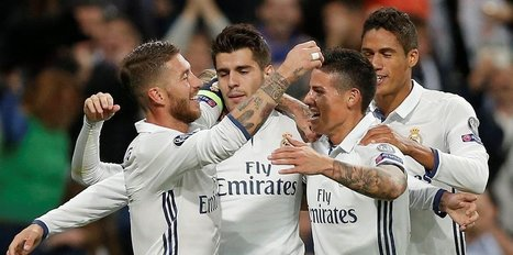 Real Madrid 90+4'te g�ld�