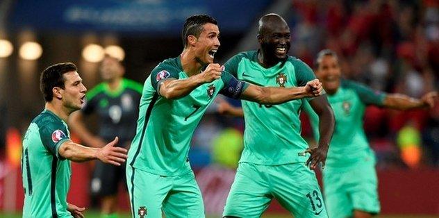Portekiz'in kadrosu belli oldu