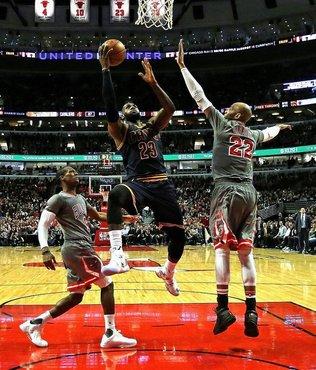 Cleveland Cavaliers'ın üst üste 3. yenilgisi