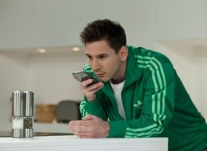 "Messi: ""I'm coming to Beşiktaş"""