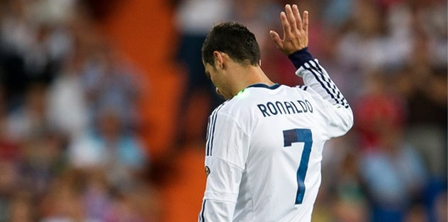 Ronaldo, R. Madrid'den ayrılıyor