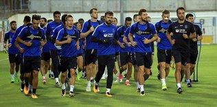 Trabzonspor'da Göztepe maçı hazırlıkları sürdü