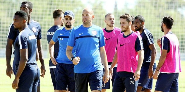 Antalyaspor'un rakibi Osmanlıspor