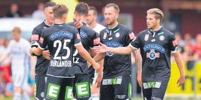 Sturm Graz eski gücünde değil