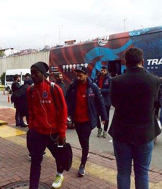 Trabzonspor, Kayseri'ye gitti