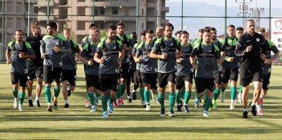 Konyaspor yeni sezona hazırlanıyor