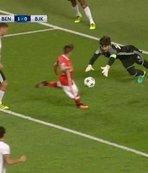 Benfica'da gol sesi