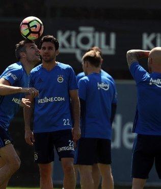 Fenerbahçe'de Ç. Rizespor hazırlıkları