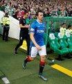 Rangers, Barton ile yollarını ayırdı
