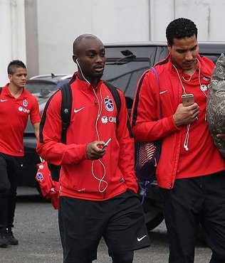 Trabzonspor, �orum'a gitti