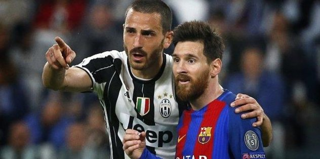 Barcelona tamam Juventus devam