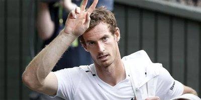 Murray: Bodrum katında kalıyor ve pizza yiyip maçlara çıkıyordum