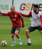 Sneijder soru işareti
