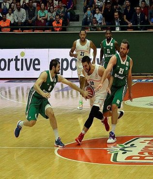 Euroleague yorgunu Daçka ligde kaybetti