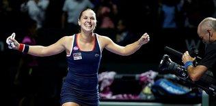 Tenis: WTA Finalleri