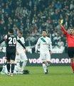 Bursaspor cephesi tepkili