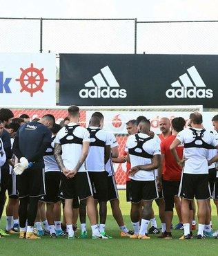 Beşiktaş'ta hazırlıklar sürdürdü