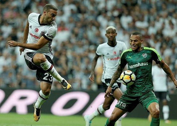 Beşiktaş bu ikiliye dikkat etmeli