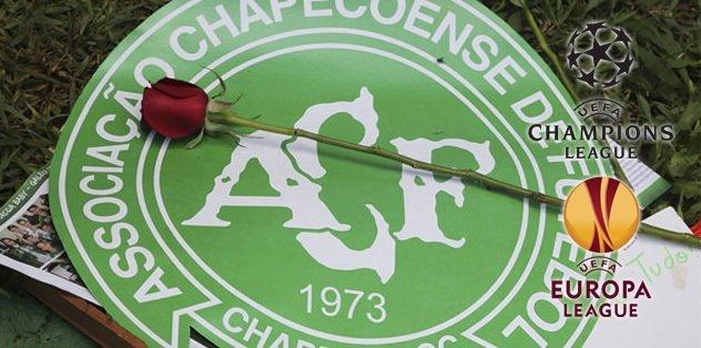 UEFA'dan Chapecoense kararı
