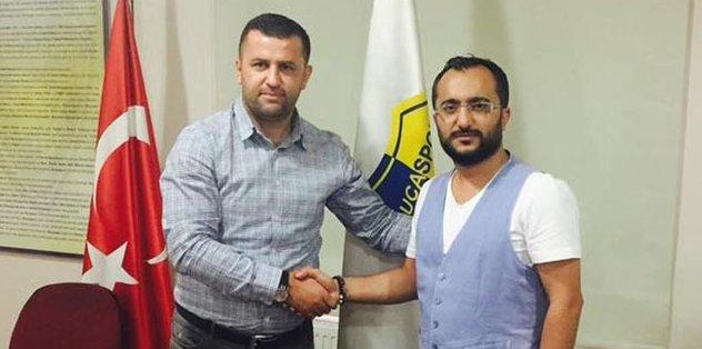 Bucaspor'da sportif direktör Halim Karaköse