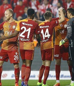 Galatasaray beat Antalyaspor in last breath