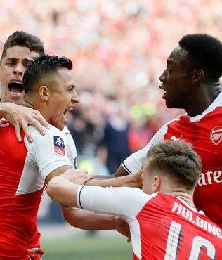 Arsenal, City'yi uzatmada geçti