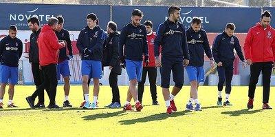 Konyaspor maçı hazırlıkları başladı