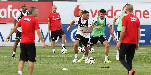 Beşiktaş'ta Karabükspor mesaisi