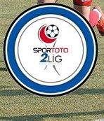 Spor Toto 2. Lig'de perde a��l�yor