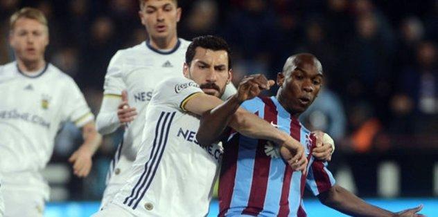 Fenerbahçe ve Trabzonspor 119. randevuda