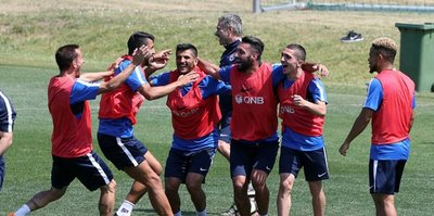 Trabzonspor'da yaş ortalaması yükseldi