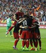 Eskişehirspor, Samsunspor'a gol yağdırdı!