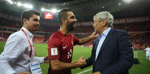 Lucescu: Oyuncularımla tartışarak hazırlandık