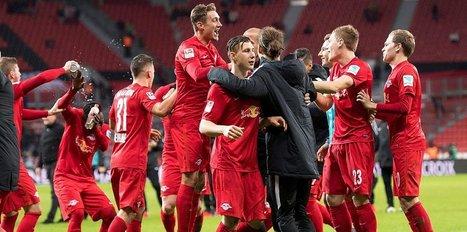 Leverkusen'i deplasmanda mağlup ettiler