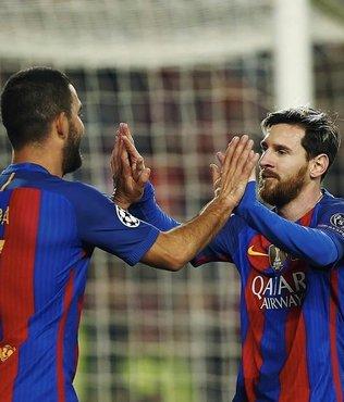 Barcelona 3 maç sonra kazandı