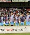 Trabzonspor'da ta�lar yerine oturuyor