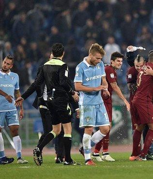 Serie A'da başkent derbisini Roma kazandı