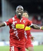 Kamerunlu golcüden mesaj