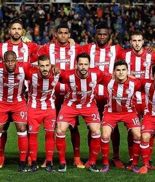 Olympiakos, ligde 2 maç sonra kazandı