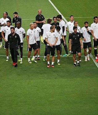 Beşiktaş Kiev'de buz tutacak