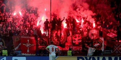 UEFA'dan Spartak Moskova'ya soruşturma