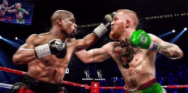 Mayweather ve McGregor kapışacak