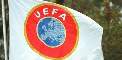 UEFA'dan bir yıl men cezası
