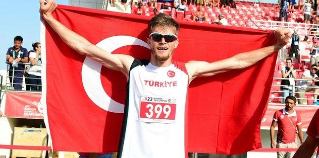 Deaflympics 2017'de Türkiye 4. oldu