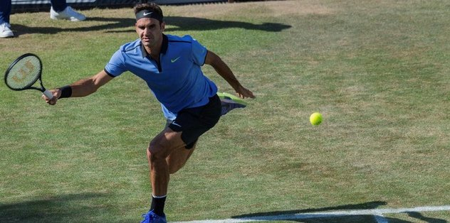 Federer erken veda etti