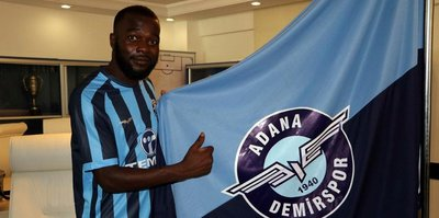 Adana Demirspor, Loemba ile sözleşme imzaladı