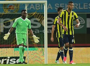 Fenerbahçede forma krizi