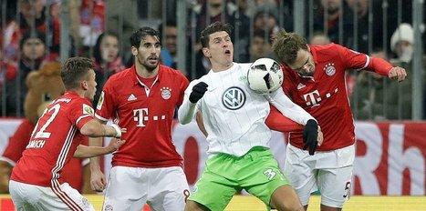 Mario Gomez'in takımı küme düşüyor!