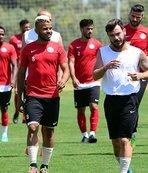 Antalyaspor toplanıyor